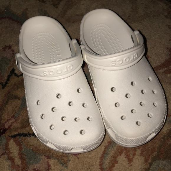 CROCS Shoes   White Crocs Sale Tonight